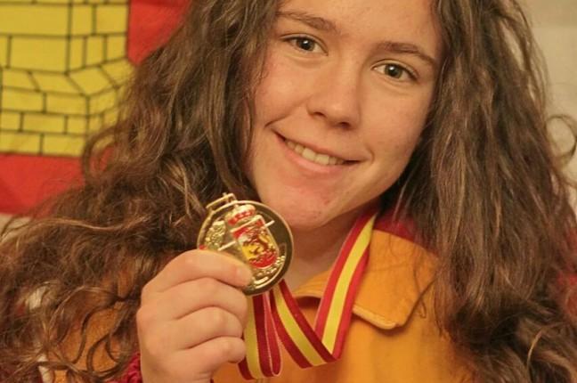 Angela Ramos Medalla