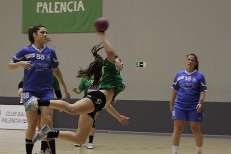 Palencia - Leganés 14-15.1