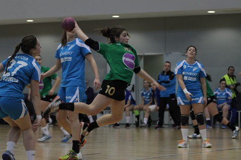 Palencia - Oviedo 14-15.1