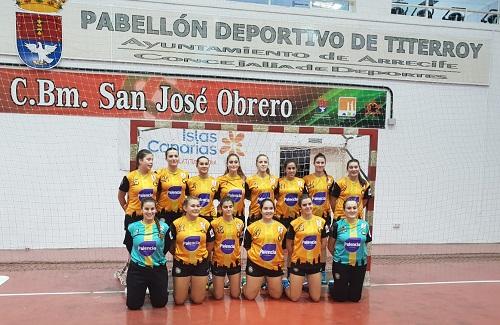 San José - Palencia 18-19.1