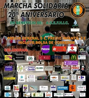 Cartel Marcha