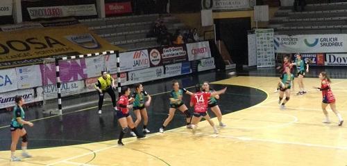 Porriño - Palencia 19-20.1